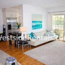 Rental info for Prime Malibu 2 Bedroom Lease