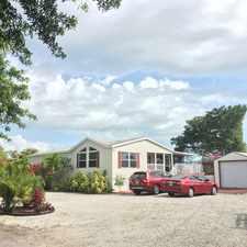 Rental info for 16790 Banyon Drive