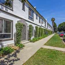 Rental info for 840 North Hoover Street #26 in the Silver Lake area