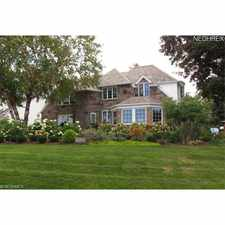 Rental info for 10201 Cliff Cleveland, Ohio 44102 . . . RNC Rental *Choice Lakefront Location * Minutes to Downtown! in the Edgewater area