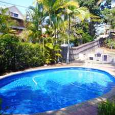 Rental info for FULLY FURNISHED POOLSIDE APARTMENT WITH COURTYARD in the Fortitude Valley area