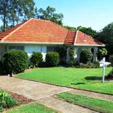 Rental info for Superbly Located Family Home! in the Brisbane area