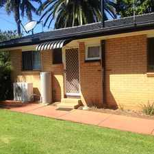 Rental info for IMMACULATE & MODERN - PERFECT LOCATION - INSPECT TODAY! in the Toowoomba area