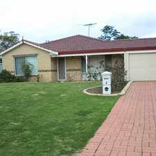 Rental info for FAMILY HOME, CLOSE TO FREEWAY ENTRY, PRIMARY AND HIGHSCHOOLS!!! in the Greenfields area