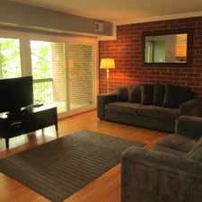 Rental info for 2 Bed, 1 Bath Chesterfield Condo with Amazing Ceiling to Wall Windows showing a Water View