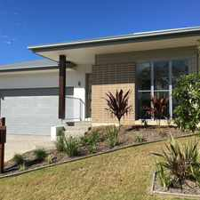 Rental info for IMMACULATE FAMILY HOME - 1st WEEKS RENT FREE TO SUCCESSFUL APPLICANT in the Gold Coast area