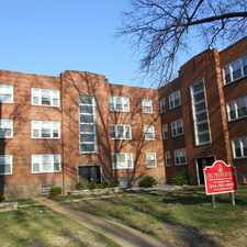 Rental info for 4916 Jamieson in the St. Louis Hills area