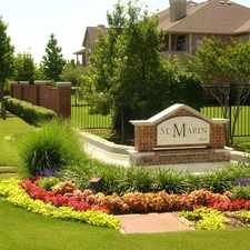 Rental info for St Marin in the Dallas area