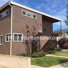 Rental info for Quiet and Spaciouos 2 bedroom, 2 Bath, best location in El Segundo in the El Segundo area