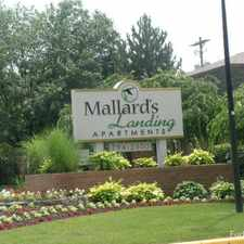 Rental info for Mallards Landing Apartments
