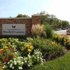 Rental info for The Apts at Woodfield Crossing