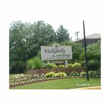 Rental info for Mallards Landing Apartments in the Columbus area