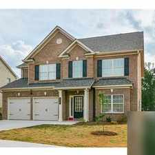 Rental info for Loganville is the Place to be! Come Home Today. Washer/Dryer Hookups!