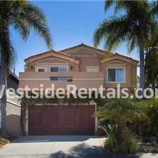 Rental info for 4 bedroom house in the 90266 area