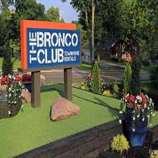 Rental info for The Bronco Club Apartments