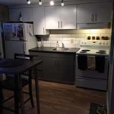 Rental info for 192 Marier Avenue #1 in the Rideau-vanier area