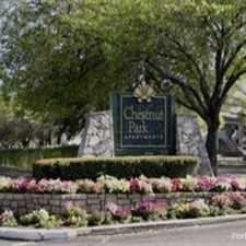 Rental info for Chestnut Park