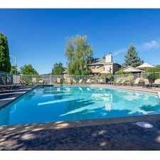 Rental info for Sorrento Bluff in the South Beaverton area