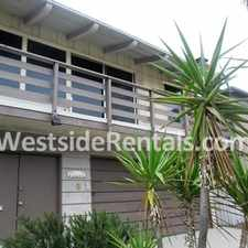Rental info for Above HighlandNear Rosecrans in the 90266 area