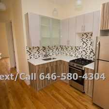 Rental info for Decatur St & Stuyvesant Ave