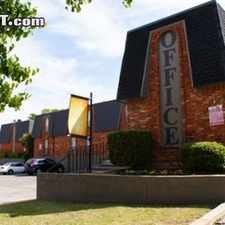Rental info for One Bedroom In Fort Worth in the South Hemphill Heights area
