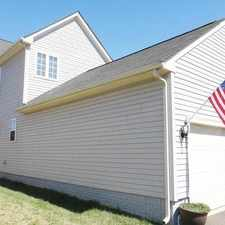 Rental info for 4 bedrooms House - 4BR 3 1/2 bathroom SFH in New Town Meadows.