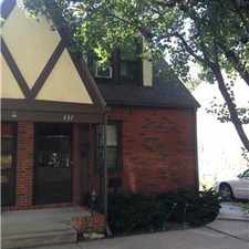 Rental info for Charming Duplex in College Hill in the College Hill area