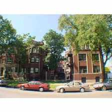 Rental info for 4714-20 S Michigan