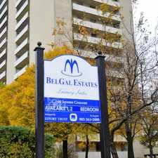 Rental info for BelGal Estates - Doric