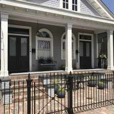 Rental info for $2850 2 bedroom Townhouse in Mid-City in the New Orleans area