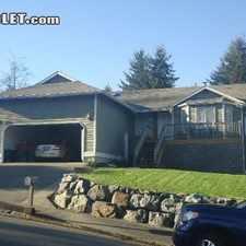 Rental info for Three Bedroom In Lake Stevens