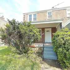 Rental info for Amazing Semi-Detached Home in Upper Park Heights (Fallstaff) in the Fallstaff area