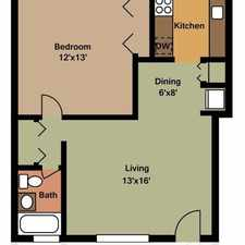 Rental info for 2 bedrooms Apartment - Our spacious townhouses offer the privacy and feel of your own home.