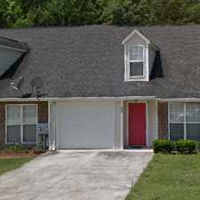 Rental info for Townhome with approximately 1300 feet.