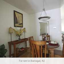Rental info for luxurious, style and comfort in the heart of the Jersey Shore!