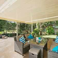 Rental info for Gorgeous Home With Magnificent Views in the Capalaba area