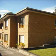 Rental info for One Bedroom Ground Floor Unit in the Wollongong area