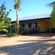 Rental info for PRICE REDUCED!!!! PARKING FOR THE BOAT, CARAVAN OR TRAILER!! in the Broome area