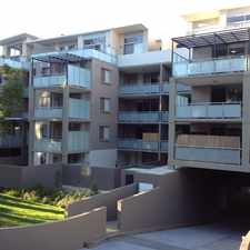 Rental info for MODERN 2 BEDROOM APARTMENT IN HIGHLY DESIRED BLOCK