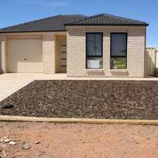 Rental info for Modern Family Home in the Whyalla area