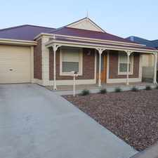 Rental info for Estate living with great park and BBQ area in the Gawler area