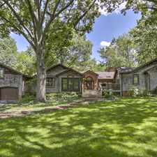 Rental info for Lee Blvd Ranch with 2,634 sq ft of main living area. 1.7+ acres of treed & garden views!!