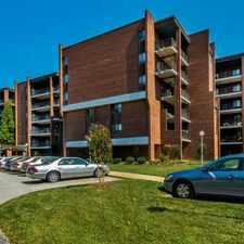 Rental info for Residences at Pomona Park