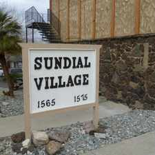 Rental info for SUNDIAL VILLAGE - Downtown Apartment
