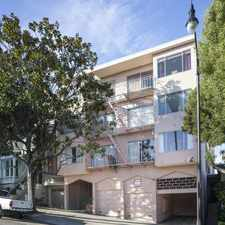 Rental info for 1064 DOLORES in the Noe Valley area
