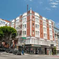 Rental info for 610 LEAVENWORTH in the Lower Nob Hill area