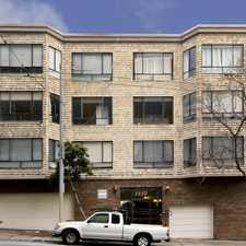 Rental info for 1440 Sutter in the Cathedral Hill area