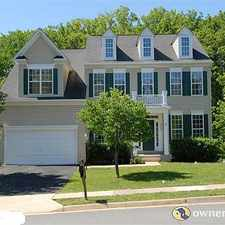 Rental info for Single Family Home Home in Woodbridge for For Sale By Owner in the Montclair area
