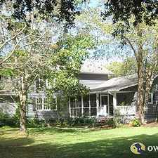 Rental info for Single Family Home Home in Sumter for For Sale By Owner