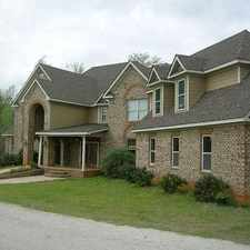 Rental info for Single Family Home Home in Griffin for For Sale By Owner in the Griffin area